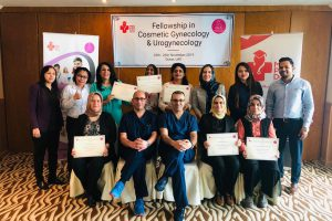training in cosmetic gynecology(12)